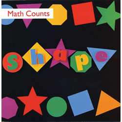 Math Counts: Shapes (paperback)
