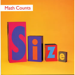 Math Counts: Size (paperback)