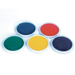 Jumbo Stamp Pads (set of 5 colors)
