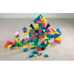 Wonderfoam® Blocks 68 Piece Set (8 shapes)