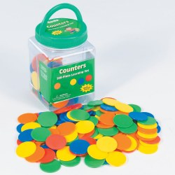 Counters Math Tub