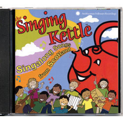 The Singing Kettle CD