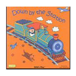 Down By The Station (Big Book)