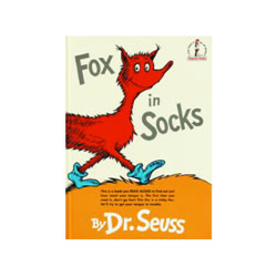 Fox In Socks (Hardback)
