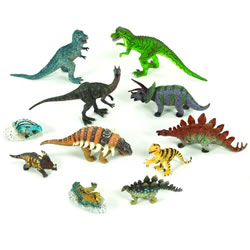Dinosaurs (Set of 11)