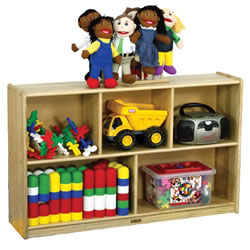 Toddler 5-Compartment Ash Unit