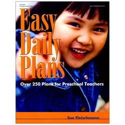 Easy Daily Plans Book