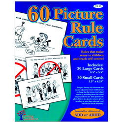 Picture Rule Cards