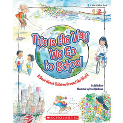 This Is the Way We Go to School - Paperback