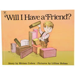 Will I Have A Friend - Paperback