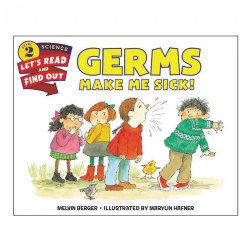 Germs Make Me Sick - Paperback