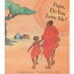 Papa, Do You Love Me? - Hardback