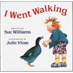I Went Walking (Paperback)