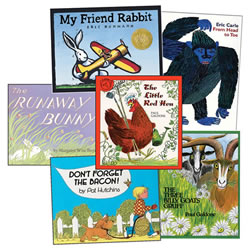 Shared Reading Student Book Set (Set of 6)