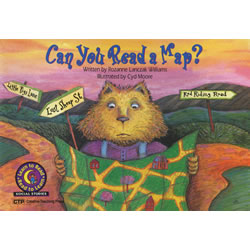 Can You Read A Map? - Paperback