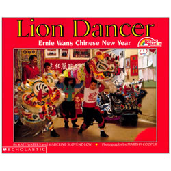 Lion Dancer (Paperback)