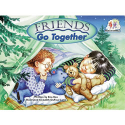 Friends Go Together - Paperback