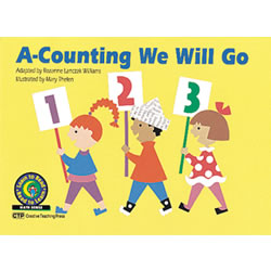A Counting We Will Go - Paperback