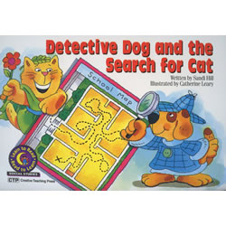 Detective Dog and the Search for Cat - Paperback