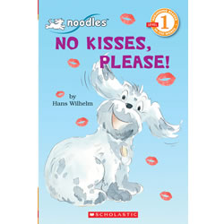 No Kisses Please - Paperback