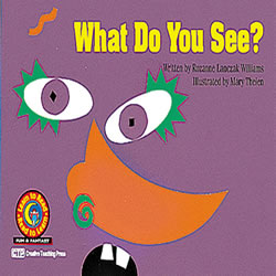 What Do You See? - Paperback