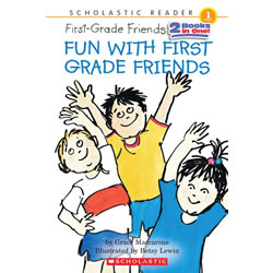 Fun With First Grade Friends - Paperback