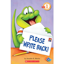 Please Write Back! - Paperback