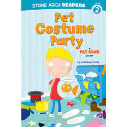 Pet Costume Party - Paperback