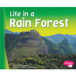 Life in a Rain Forest - Paperback