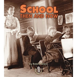 School, Then and Now - Paperback