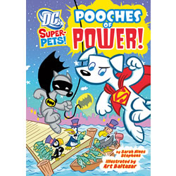 Pooches of Power! - Paperback