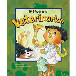 If I Were a Veterinarian - Paperback
