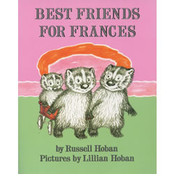 Best Friend for Frances - Paperback