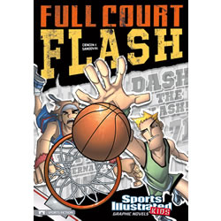 Full Court Flash - Paperback