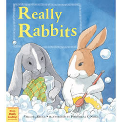 Really Rabbits - Paperback