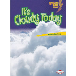 It's Cloudy Today - Paperback