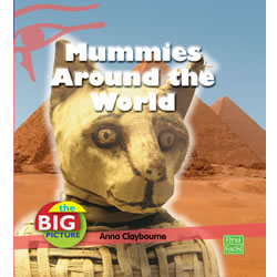Mummies Around the World - Paperback