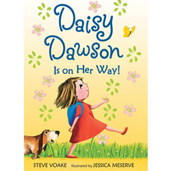 Daisy Dawson Is on Her Way! - Paperback
