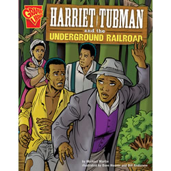 Harriet Tubman and the Underground Railroad - Paperback
