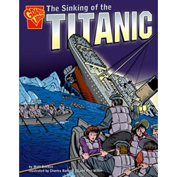 Sinking of the Titanic - Paperback