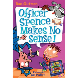Officer Spencer Makes No Sense - Paperback