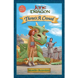 Three's a Crowd: Jane and the Dragon - Paperback