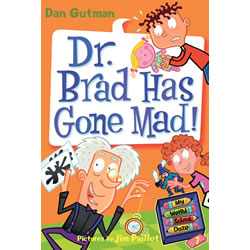 Dr. Brad Has Gone Mad - Paperback