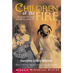 Children of the Fire - Paperback
