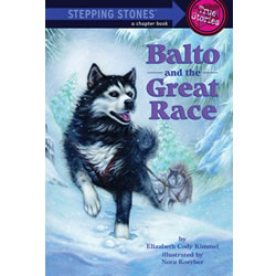 Balto and the Great Race - Paperback