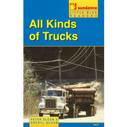 All Kinds of Trucks - Paperback