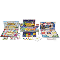 Language Games Kit  - Grades 2 & up