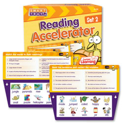 Reading Accelerator Set 2