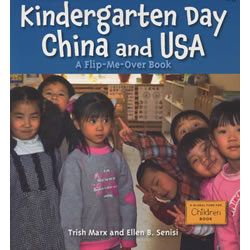 Kindergarten Day USA and China - Paperback