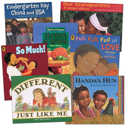 At Home With Diversity Book Set (Set of 7)